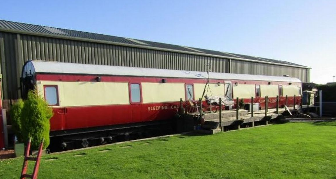 train carriages for sale