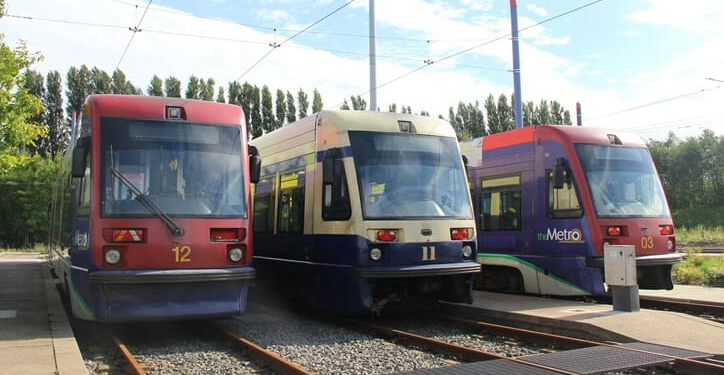 trams for sale